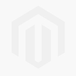 Board mounted Valance printed floral design Blue brown with trim decor